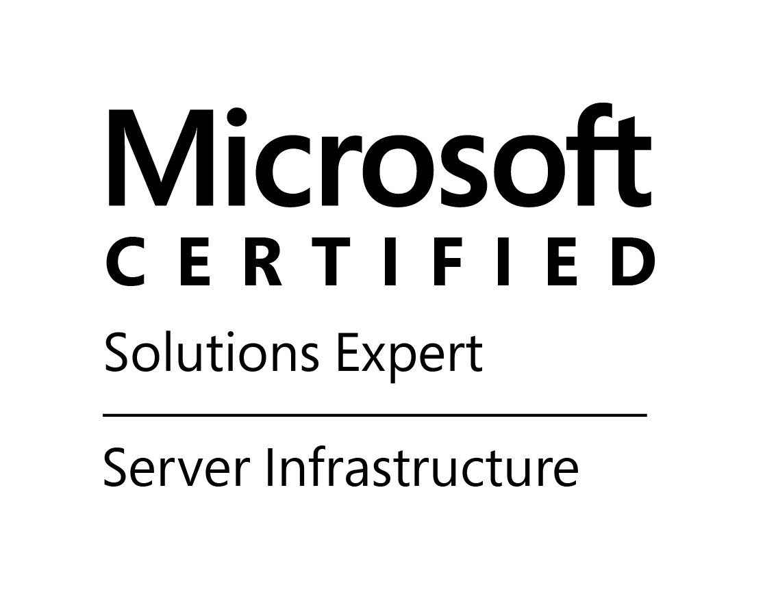 MCSE_ServerInfrastructure